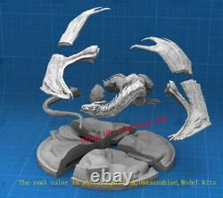 Smaug 1200 Unpainted 12.5cm Model Kit Unassembled 3D Print Garage Kit GK Statue