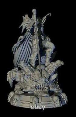 Spawn 3D PRINTED Unpainted and Unassembled 12in/30cm