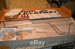 Sterling Models Stearman PT-17 R/C Airplane Kit Unassembled In Box