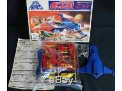 Sunny Science Ninja Corps Gatchaman God Phoenix Model Kit New Unassembled 293/MN