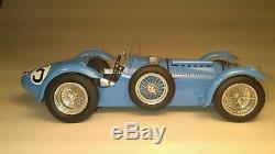 TALBOT T26 Rosier Le Mans 1950 win1/24 FPPM unassembled model KIT a monter