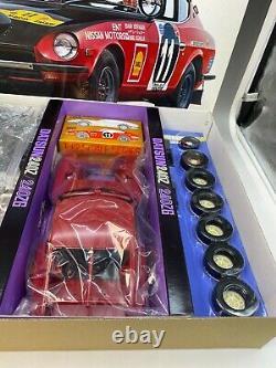 TAMIYA 1/12 Kit Datsun Fairlady 240Z Safari Car Unassembled
