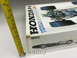 TAMIYA 1/12 Kit Honda F-1 RA273 Big Scale No. 11 Unassembled