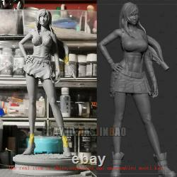 TIFA 1/6 Beauty Girl Standing Figure 3D Print Model Unpainted Unassembled GK
