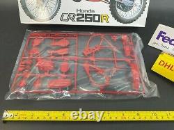 Tamiya 1/12 Kit Honda CR250R MOTOCROSSER 2014 Unassembled