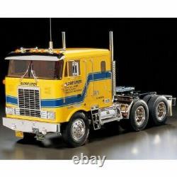 Tamiya 56304 1/14 Scale RC GLOBE LINER Semi-Truck On-Road Model Kit Unassembled
