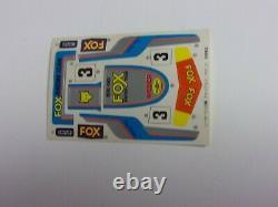 Tamiya Mini 4WD The Fox Jr. 1986 Rare 1/32 Oka KIT 2903 Unassembled Box Damage
