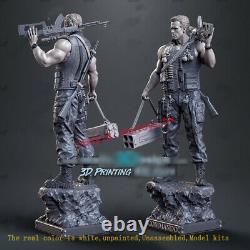 Terminator 18 Unpainted 29cm H Model Kit Unassembled 3D Printing GK Garage Kit