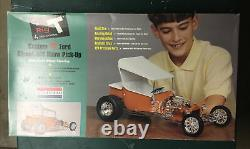 The BIg'T' 1/8 scale Monogram unassembled automobile #85-4163, dated 1990