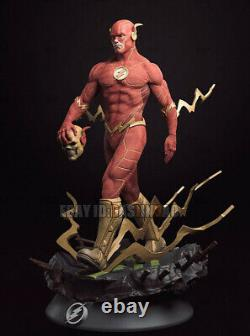 The Flash 1/6 Figure 3D Print Model Kit Unassembled Unpainted H35cm/13.7inch GK
