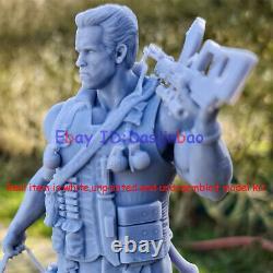 The Terminator Figure 3D Printing Model Kit Unpainted Unassembled 39cm GK