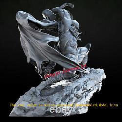 Thor Unpainted 25cm Model Kit Unassembled 3D Printing Garage Kit Statue GK Model