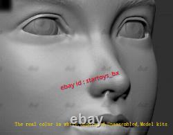 Tifa Sweater Ver. Unpainted 16 Model Kit Unassembled 3D Printing Garage Kit GK