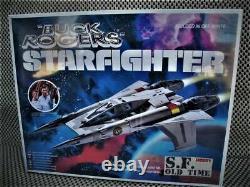 Ttsukuda Hobby BUCK ROGERS STARFIGHTER Unassembled Model Kit from Japan New