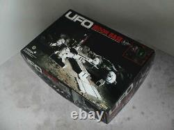UFO Moon Base Imai Plastic Model Unassembled Gerry Anderson from Japan #B00359