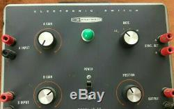 UNBUILT Unassembled Vintage Radio kit Heathkit Electronic Switch Model ID-22