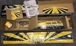 Ultrafly Models Super Decathlon ARTF Model Plane Unassembled Kit 1100mm Wingspan