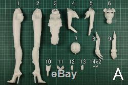 Unassembled Scale 1/4 Taro araki EVA Ayanami Rei Resin GK Model Unpainted