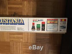 Unassembled Then Thing R. M. S. Lusitania 1/350 Lusitania Gunze Industry England