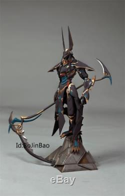 Undead trial Anubis Unpainted Resin Model Kits Unassembled Garage Kit Figurine