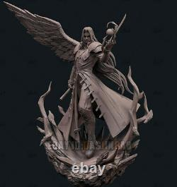 Unpainted 1/6 H43cm/17inch Sephiroth Resin Figure 3D Print Model Unassembled GK