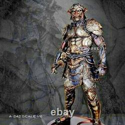 Unpainted 1/6 Japanese Warrior Demon General Resin Figure Model Kit Unassembled
