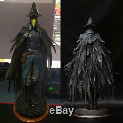 Unpainted 1/6 Resin Figure Model Kit Garage Bloodborne GK Unassembled Statue New
