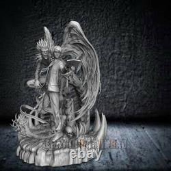 Unpainted 1/8 33cm/13inch H Death Note Resin Figure Unassembled 3D Print Model
