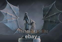 Unpainted 25cm/9.8inch H Resin Mother of Dragons3D Printing Model Unassembled