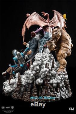 Unpainted Batman Sanity Resin Kits Model Statue GK Unassembled Epic diorama 50cm