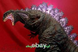 Unpainted Godzilla Resin Statue Lighting Transparent GK Unassembled 12''L