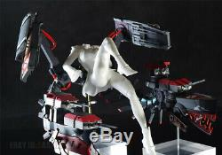 Unpainted Resin Figure Model Kit Garage Prinz Eugen Unassembled Statue GK Gift