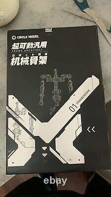 Unpainted&Unassembled GM Dream 1/100 Reborns Gundam ConversionKit-frame included