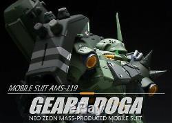 Unpainted &Unassembled Industriac Gear 1/100 AMS-119 Geara Doga Conversion Kit