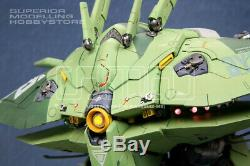 Unpainted and Unassembled S. M. S. 1/220 MA-08 BYG-ZAM, gundam, resin model kit