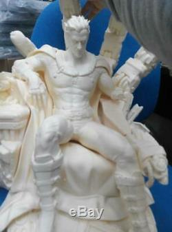 Unpainted and unassembled 1/4 magento, resin model kit