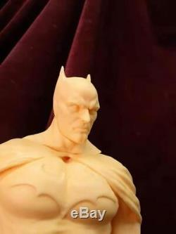 Unpainted and unassembled 1/6 batman and others villains, resin model kit