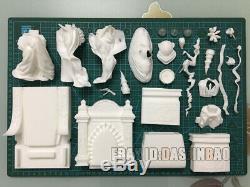 Unpainted wf2018 Overlord AinzResin Figure Model Kit Unassembled GK Pre-order