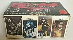 VINTAGE KISS 1977 AMT Custom Chevy Van MODEL KIT Aucoin UNassembled/Complete