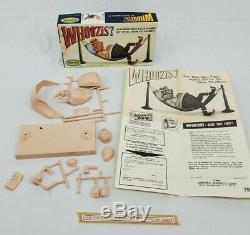 VINTAGE Whoozis Model Kit by Aurora Circa 1966 #206-50 Mad Mag Unassembled