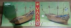 Vasa 1628 Sergal Mantua 1/60 Scale Unassembled Wooden Ship Kit#737