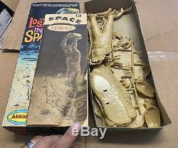 Vintage 1966 Aurora Lost In Space Cyclops Kit #419 Unassembled Complete Rare