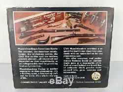 Vintage CVA Yorktown Model Cannon Kit KA812 Unassembled