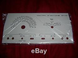 Vintage Heathkit RF Oscillator Model IG-5280 Kit UNASSEMBLED