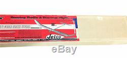 Vintage JETCO Talon 80 NORDIC SOARER Glider MODEL AIRPLANE KIT A/2 UNASSEMBLED