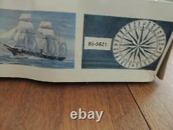 Vtg. Revell Css Alabama Raiders On The High Seas #85-5621 Unassembled /complete