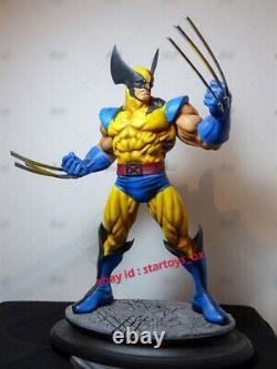 Wolverine 1/6 Scale 33CM Unpainted Model Kit Unassembled Statue GK 3D Printing