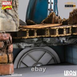 X-MEN vs Sentinel 16in/40cm 3D PRINTED Unpainted/Unassembled PART 1