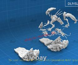 Xenomorph Queen 16cm H Unpainted Model Kit 3D Print Unassembled GK Garage Kit