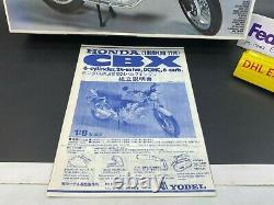 YODEL 1/8 Kit Honda CBX European Type Out of Printe Unassembled
